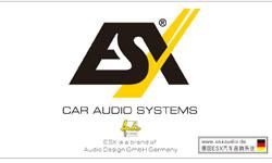 德国ESX汽车音响